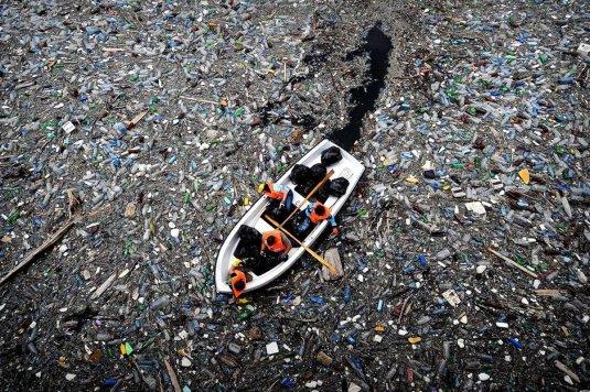 Océano de plástico en Bulgaria